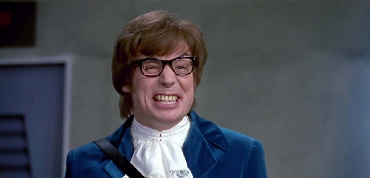 Austin Powers Best Comedies of the 90s