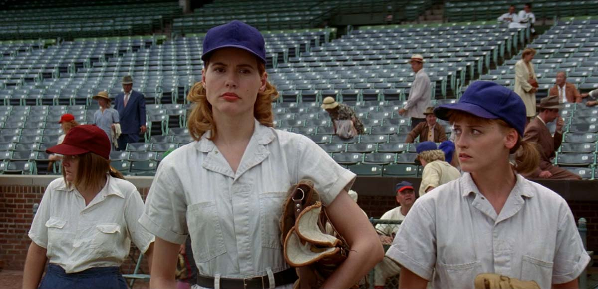 A League of Their Own Best Comedies of the 90s