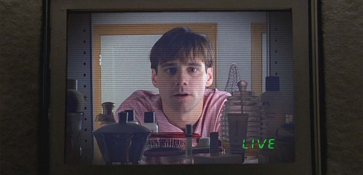 The Truman Show Best Comedies of the 90s