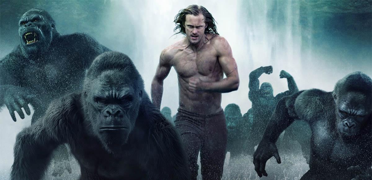 The Legend of Tarzan 2016