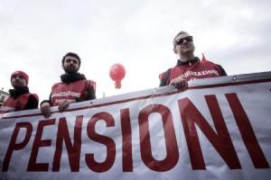 'Pensioni, i conti non tornano!'