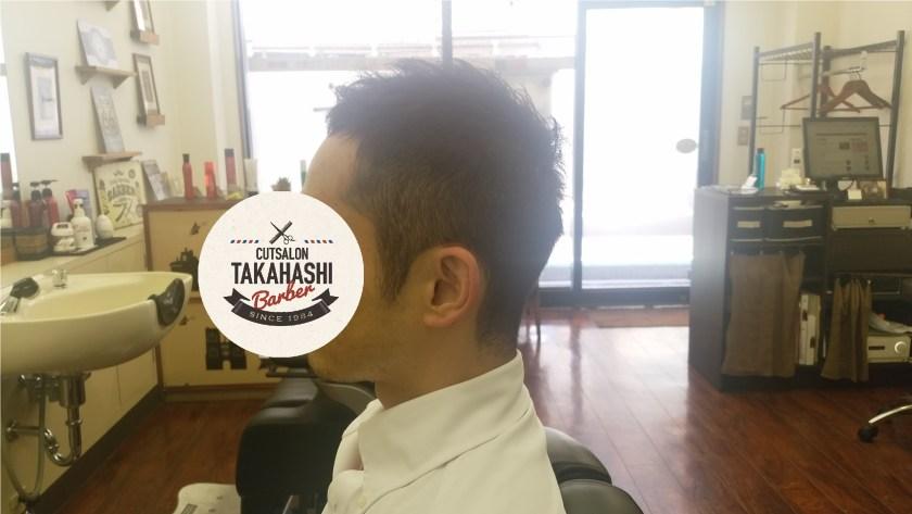 綾瀬駅メンズサロン・メンズソフトモヒカンスタイル!