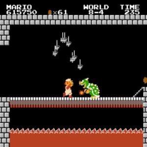 Super Mario Bros. Boss Fight