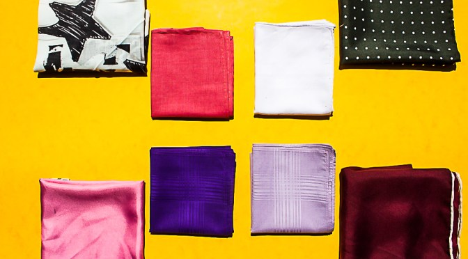 Mind the details: pocket Square
