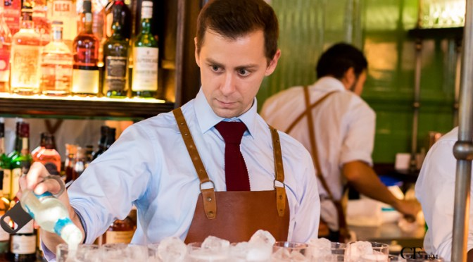 The Wigmore | The bar with a Michel Roux Jr menu | Cuts for him
