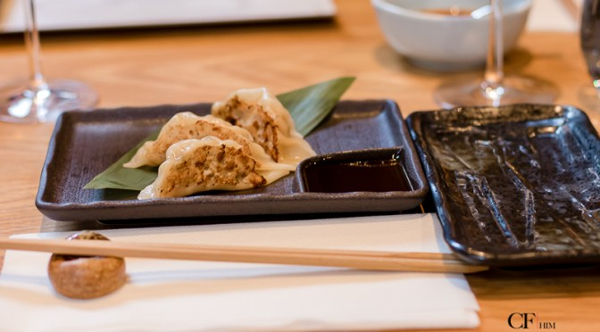 The Japanese in London | Anzu restaurant review | Cuts for Him