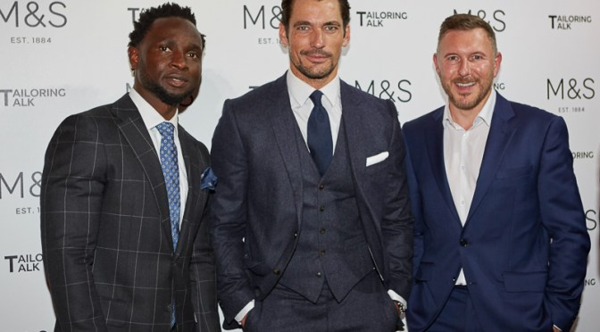 Marks and Spencer takes tailoring to the next level | Cuts for Him