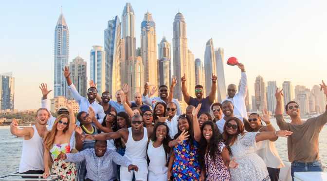 Dubai, the city of gold – Day 1 | Cuts for Him