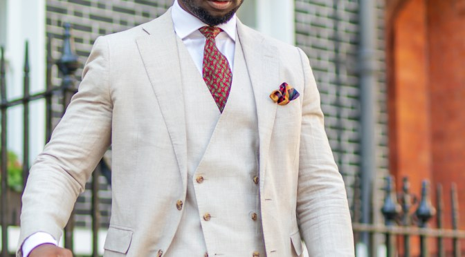 The type of suit to wear this summer 2018 | Cuts for Him