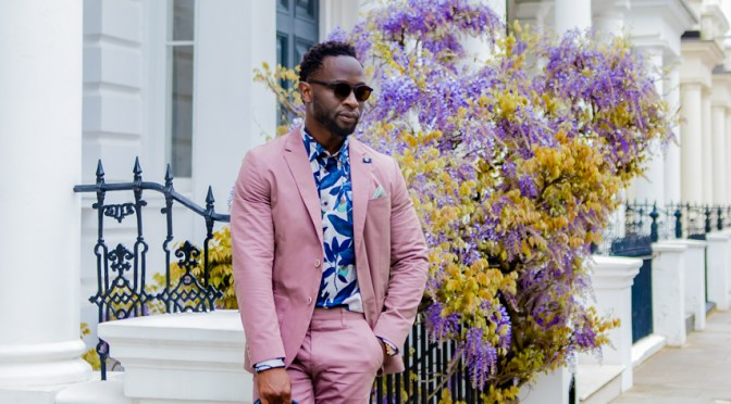 Fashion for the weekend | Cuts for Him + Ted Baker