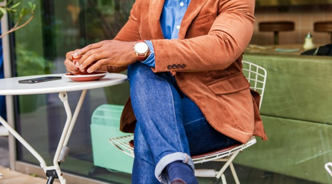 Cords are back with a bang | Cuts for Him + Ralph Lauren