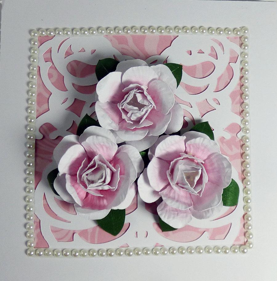 Popup Flower Card