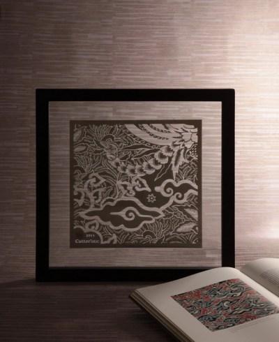 Cutteristic Batik Mega Mendung