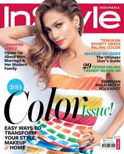 Cutteristic - InStyle Indonesia May 2014 1