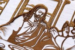 Cutteristic - Leonardo Da Vinci, Last Supper 10