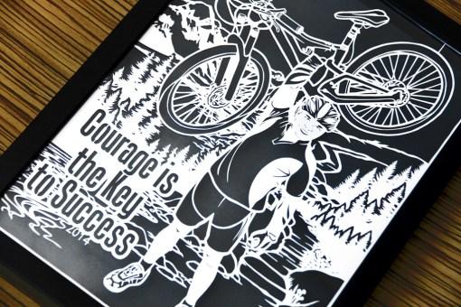 Cutteristic - Mountain Bike 4