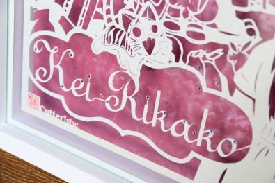 Cutteristic - Birthday Gift Kei Rikako Anime 06