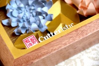 Cutteristic - Chrysanthemum Flower IFF 4