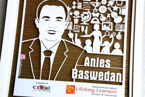 Anies Rasyid Baswedan, Ph.D, Menteri Pendidikan dan Kebudayaan Republik Indonesia