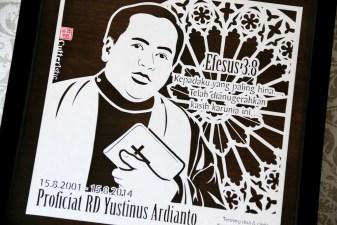 Cutteristic - Romo Yustinus Ardianto 2