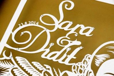 Cutteristic - Wedding Gift Sara Djojohadikusumo Didit Harwendro 8