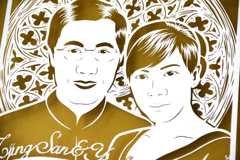 Cutteristic - Wedding Gift Tjing San Yanti 2