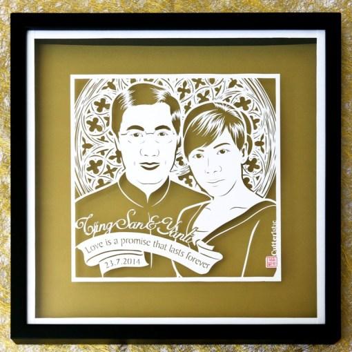 Cutteristic - Wedding Gift Tjing San Yanti 7