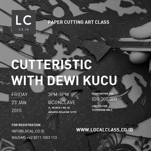 Cutteristic - Workshop Conclave LocalClassID