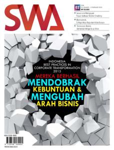 Cutteristic - SWA Magazine XXXI January 2015, Mengukir Bisnis di Sehelai Kertas 4