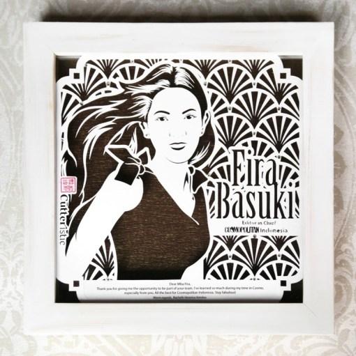 Cutteristic - Fira Basuki Cosmopolitan Indonesia 1