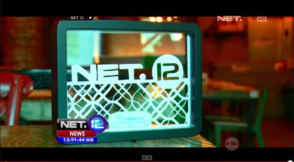 Cutteristic - NET TV 12, 25 April 2015 1