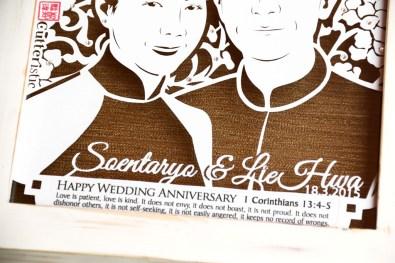 Cutteristic - Anniversary Gift Soentaryo Lie Hwa 4