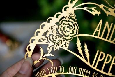 Cutteristic - Wedding Invitation Andien Ippe 2015 05