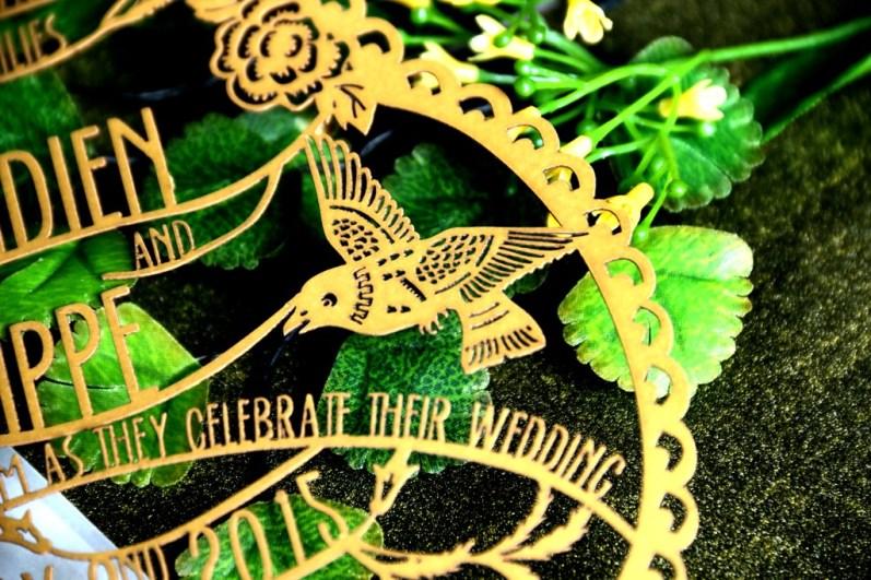 Cutteristic - Wedding Invitation Andien Ippe 2015 09