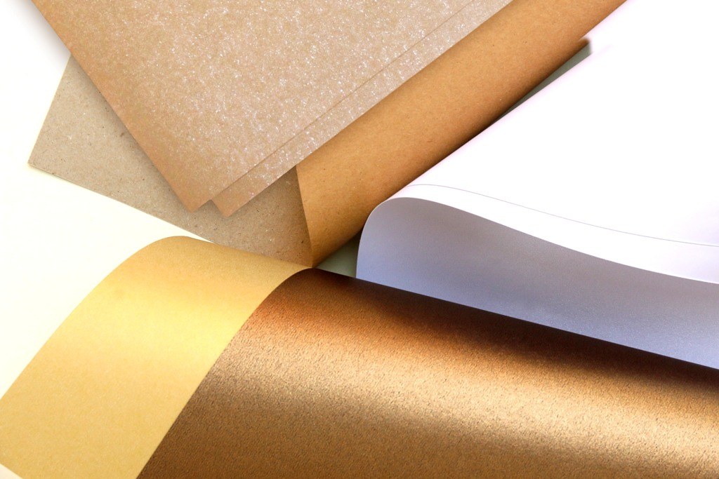 Bahan dan alat paper cutting, kertas fancy, fancy paper