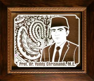 Cutteristic - Ulang Tahun Menpan Yuddy Chrisnandi 1