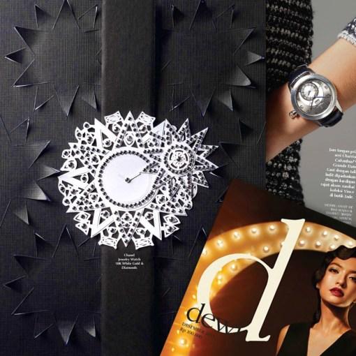 Cutteristic - Majalah DEWI Desember 2015 2