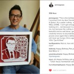 Cutteristic - Birthday Gift James Gwee 8