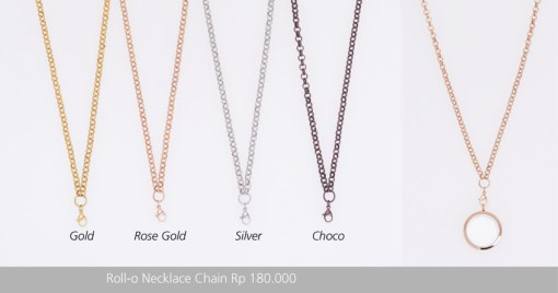 Cutteristic - Necklace Chain Jacquelink