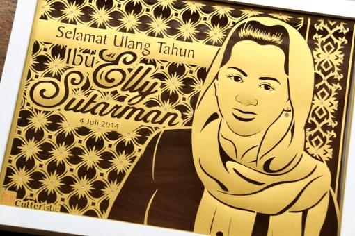 Elly Sutarman, Ibu Kapolri Sutarman