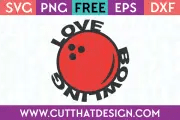 Download Free SVG Files | Turtle Monogram Design Cut That Design