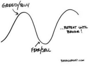 Behaviour Gap Investor Behaviour