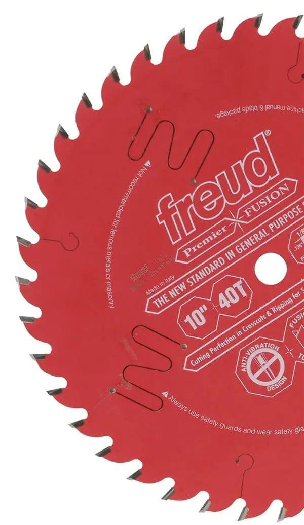 Freud Fusion Blade