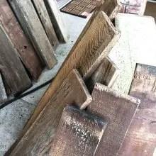 Preserving Old Wood