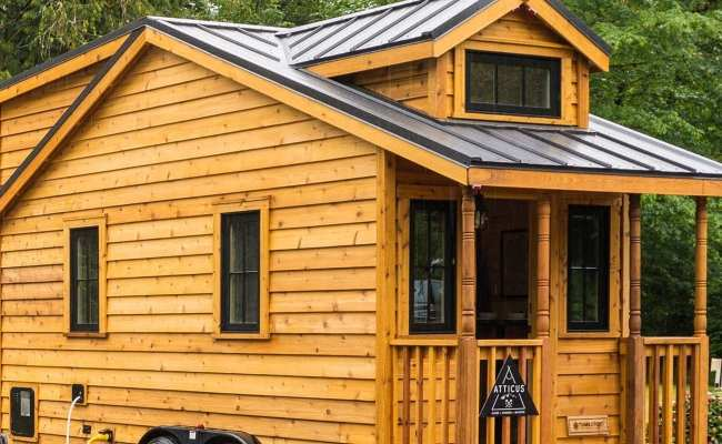 99 Tiny House Plans You Can Build Yourself Cut The Wood