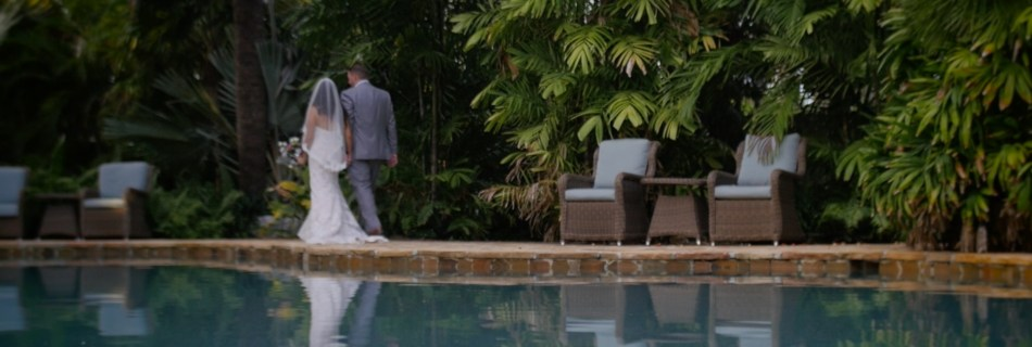 Florida Keys wedding videographer