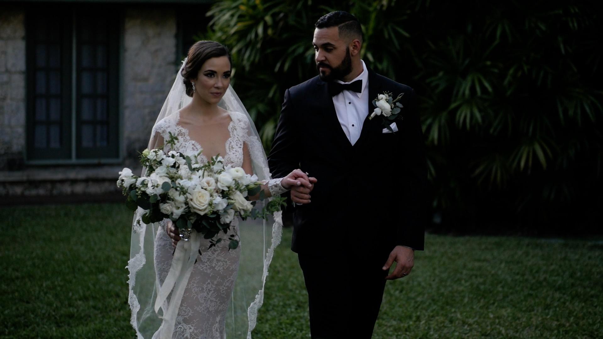 The Cooper Estate wedding