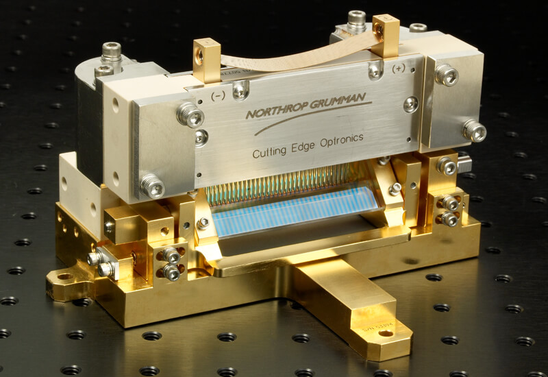 Kw Class Wavelength Stabilized Laser Diode Arrays Ceo