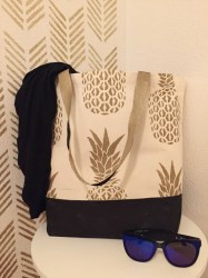 stencil pineapple tote bag learn pattern stencils cuttingedgestencils tell below comment would leave which