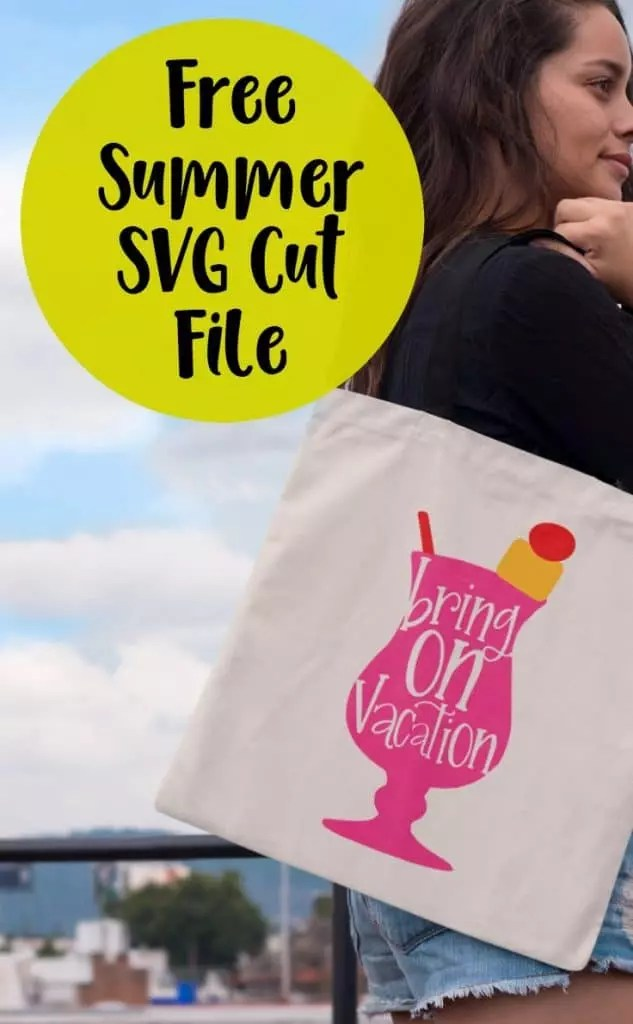Free Bring On Vacation Svg Cut File Cutting For Business
